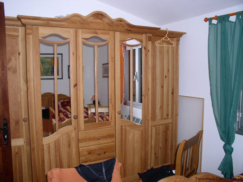 Schlafzimmer I - Ferienhaus in Cavalaire Südfrankreich