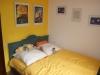 Schlafzimmer II - Ferienhaus in Cavalaire Südfrankreich
