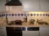 Küchenzeile - Ferienhaus in Cavalaire Südfrankreich