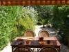 Terrasse - Ferienhaus in Cavalaire Südfrankreich